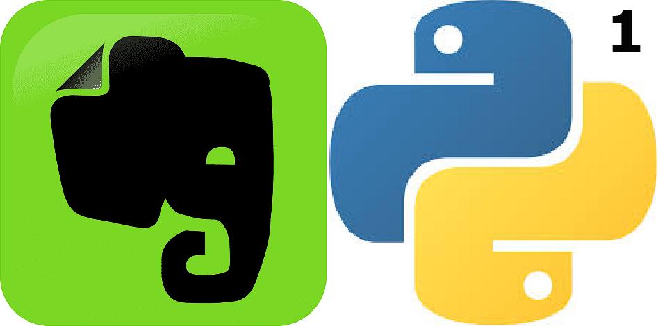 Evernote API & Python 3.x, #1
